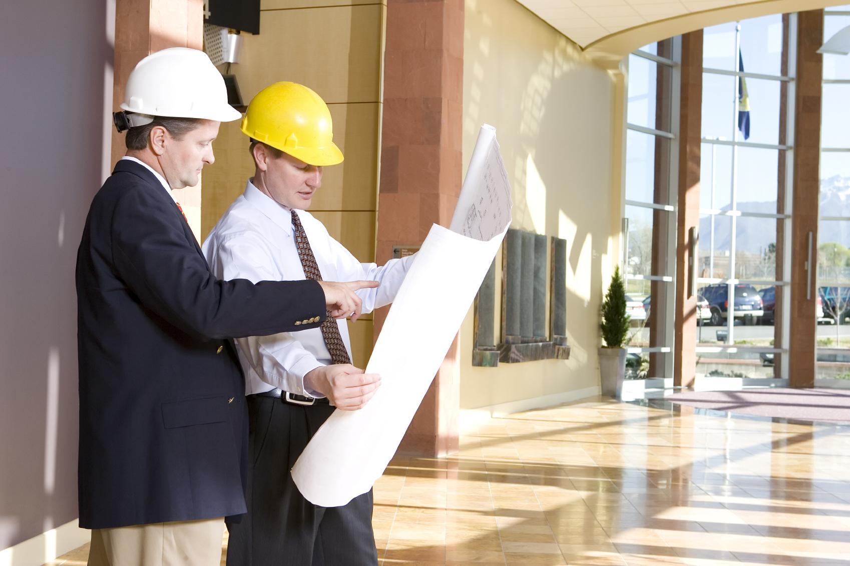 аукционы строительных работ